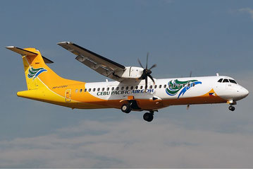 Cebu converts two of its ATR 72-500 passenger aircraft to freighters.