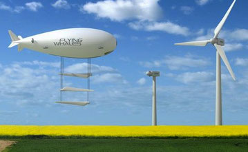 Flying Whales airship is twice as long as B747