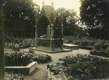 Foto Mitte der 30er Jahre von Udo von Alvensleben