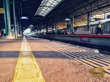 Bahnhof Jakarta