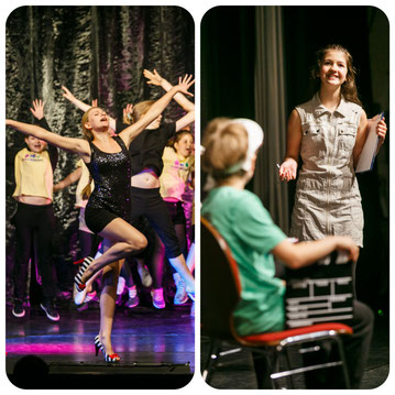 Sing&Dance und Improvisationstheater für Kinder in Kleinmachnow