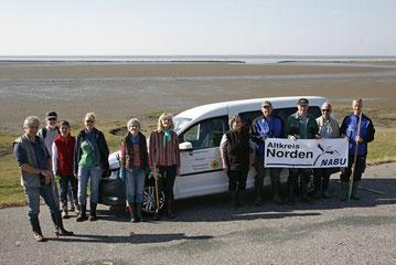 Foto: Onno Gent, Nationalparkranger