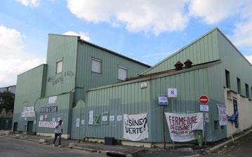 Usine d'équarissage Sarval-Azur