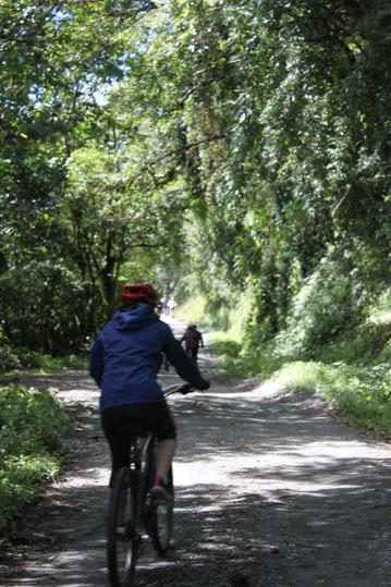 Fahrradtouren in Kolumbien mit KOLUMBIENline