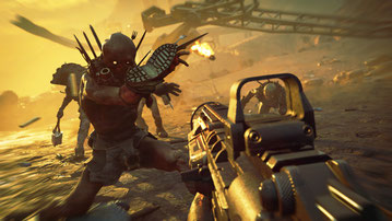 RAGE 2 Gameplay Screenshots