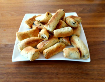 Focaccia, Aperogebäck, Sportlernahrung, healthy food, vegan, vegetarian, Picknick, vegetarisch, laktosefrei