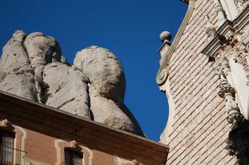 История монастыря Монсеррат
