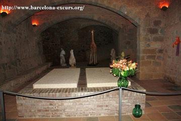 Могила Гала в замке Пуболь