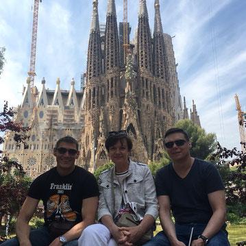 """Обзорная экскурсия по Барселоне от """"барселона-Экскурс"""""""