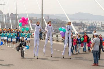 Vladivostok-Parade