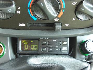 Bedieneinheit Sony DVX-100 (Kabel + Klinkenstecker für Aux In)