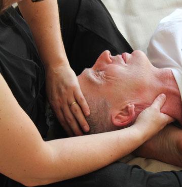Zudem dient Shiatsu zur Stärkung des Immunsystems. Shiatsu für mehr Energie und Stresstoleranz.