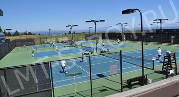 Теннисный корт как бизнес-вложение!