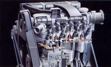 Der neue 1.6-Dieselmotor für Kadett und Ascona
