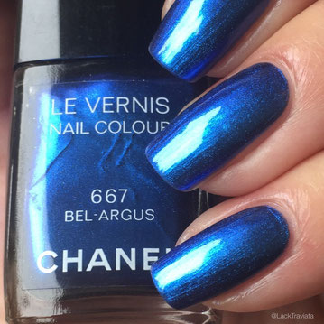 Swatch CHANEL BEL-ARGUS 667 by LackTraviata