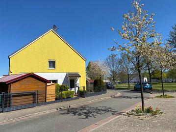 Frühling in Bremen-Obervieland
