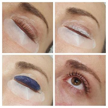 Lamination de Cils + Teinture + Soin Vitamin Lash Botox