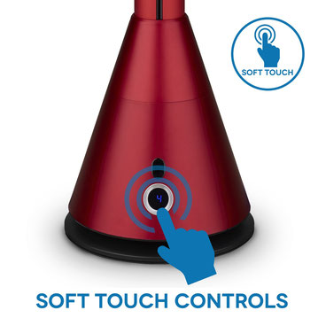 Kwaliteits verkoeling met deze stille design Ventilator zonder rotorbladen