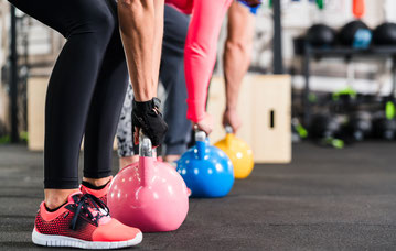 Kettlebell-Workshops