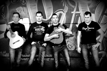 Made in Gipsy (groupe gipsy à Toulouse)