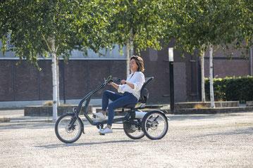 Zufriedener Easy Rider Kunde