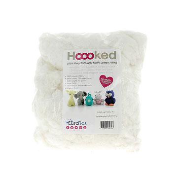 Hoooked Recycled Cotton Filling - 100% ekologiska fyllningsvadd