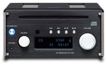 Teac CR-H101 - HR-X101/  News auf www.audisseus.de