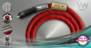 IBEX AUDIO / WAY Cables aus Belgrad / News auf www.audisseus.de