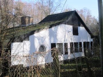 Das Käthe-Reichelt-Haus am Buckowsee