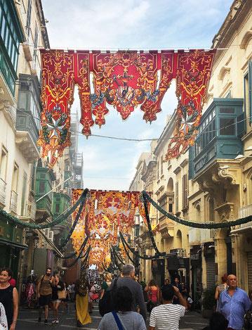 La Valletta city gate centro storico capitale di Malta