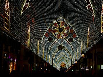 Silvesterbummel in Málaga