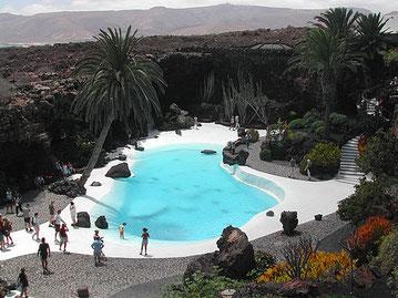 Blaue Lagune, Lanzarote