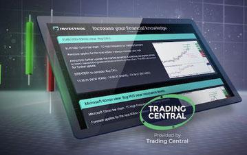 servizio segnali forex trading central