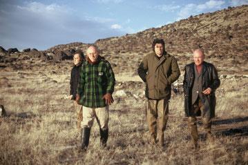 Gianni Pettena, Tom Kass, Robert Smithson, Lawrence Alloway . Spiral Jetty, 1972