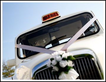 Funky Wedding Cars
