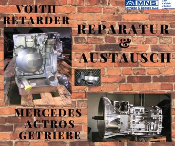 Retarder Reparatur