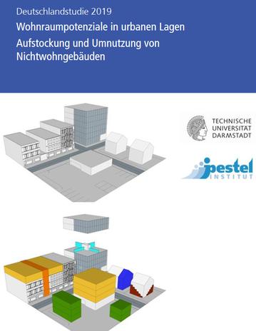 Deutschlandstudie 2019 TU Darmstadt Pestel Institut