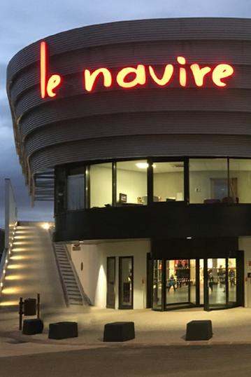 La maison de l'image et le Navire sont associé depuis le début de l'aventure du Festival du film européen.