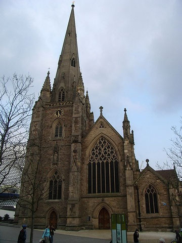St Martin's-in-the-Bull Ring