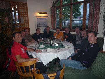 Hotel Alexandra-sopar 2009