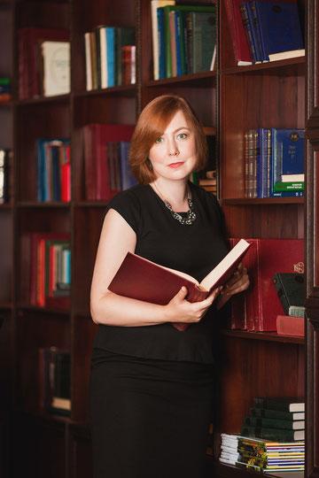 Психолог Виктория Паксеваткина