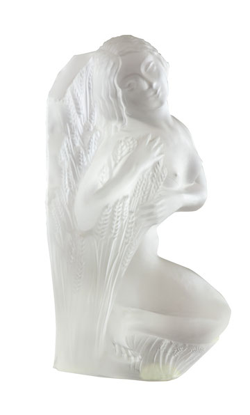 A pair of Lalique angels, Art Decó Wiesbaden Regine Schmitz-Avila