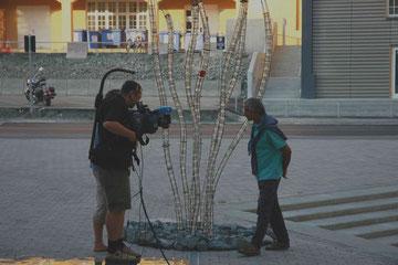 intervista telegiornale nazionale Norvegia
