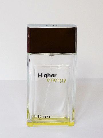 HIGHER ENERGY - VAPORISATEUR EAU DE TOILETTE POUR HOMME 100 ML