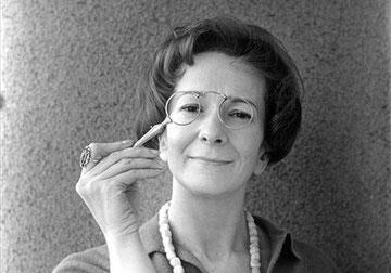 La poetessa Wislawa Szymborska