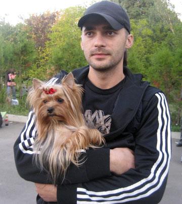 Бердичев - 2010, Бакарди - САС Лучший Кобель