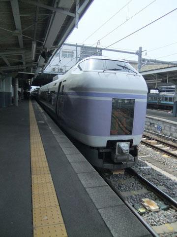 Le Super Azusa Matsumoto - Shinjuku