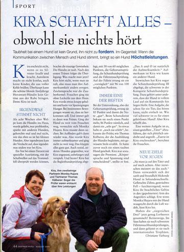 Partner Hund 09/2009
