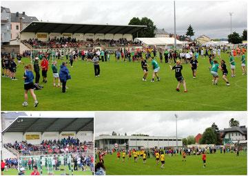 Den 13. WISI-CUP gouf um Futtballsterrain zu Rodange gespillt