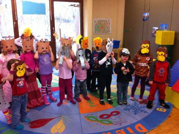 Temple of movement Kindergarten  Kids